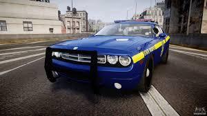 Dodge Challenger Police Car - dodge challenger nysp els for gta 4
