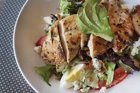 cobb salad nutrition information livestrong com