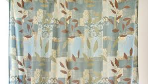 Brown Floral Shower Curtain Aqua And Brown Shower Curtain Springfield Luxury Chocolate Brown