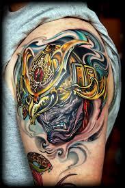 hannya mask samurai tattoo forbidden images tattoo art studio tattoos traditional japanese