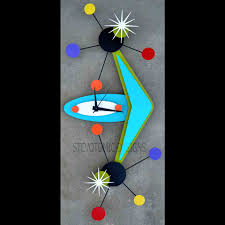 coolest clocks in world by stevotomic mod pod pinterest