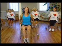 along workout for seniors and elderly low impact