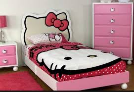 Hello Kitty Toddler Bed Frame  MYGREENATL Bunk Beds - Hello kitty bunk beds