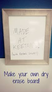 17 decorative dry erase boards for home how to make a