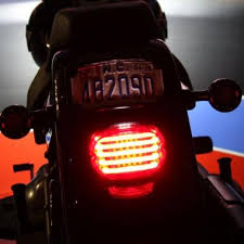 harley davidson lights accessories harley davidson motorcycle led lights by custom dynamics