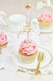 cake baby shower carousel cupcakes 2371982 weddbook