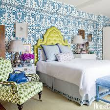 Small Room Ideas Decorating Small Spaces House Beautiful - Beautiful bedroom ideas for small rooms