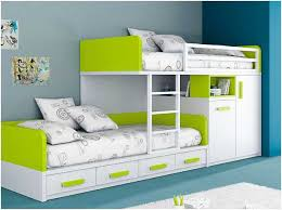 Bunk Bed With Storage Bunk Beds With Storage For Girls Home Design U0026 Remodeling Ideas