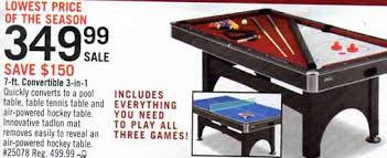 pool table black friday black friday deal harvard convertible 3 in 1 multi game table
