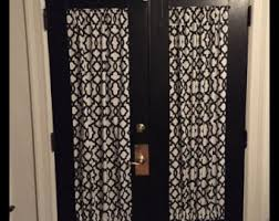 Door Window Curtains Small Door Curtains Etsy
