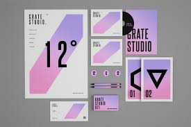 corporate design inspiration 50 inspiring exles of corporate identity and branding