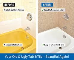 bathtub refinishing shower tiles surface refinishing