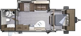 20 Foot Travel Trailer Floor Plans 2018 Ultra Lite Travel Trailers By Highland Ridge Rv