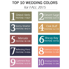 mint green pantone top 10 fall wedding colors for 2015 from pantone deer pearl flowers