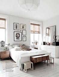 Serene Apartment In Copenhagen Elle Décor Copenhagen And Flats - Elle decor bedroom ideas