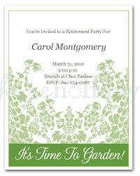invitation sles retirement party invitation sles 4k wallpapers