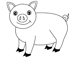 peppa pig colouring pictures gallery pig coloring book