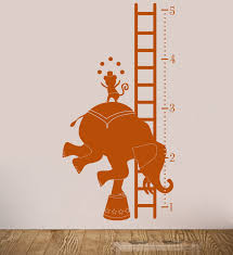 Wizard Of Oz Wall Stickers 28 Wall Chart Stickers Etsy Find Wall Decal Growth Charts