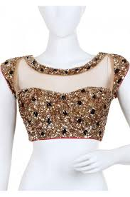 golden blouse buy issa blouse golden in india at cooliyo coolest