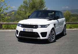 land rover sport cars hire range rover sport svr rental rent range rover sport svr