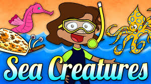 sea creatures sharks fish octopus u0026 more wiki for kids at