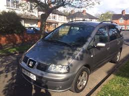 2006 seat alhambra reference 1 9 tdi pd 6 speed manual 1 year