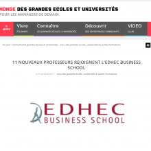 Seeking Monde Des Series Press Review Page 8 Edhec Business School