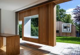 Frame House Cut And Frame Ashton Porter Architects Archdaily