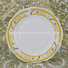 personalized china plates cut edged flat plate personalized china plates china porcelain