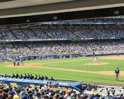 Citi Field Map Major League Baseball Tour 2016 Dodger Stadium Journeys By