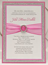 quinceanera invitation ideas quinceanera invitation ideas by