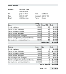 estimate templates for word estimate template blank estimate template free word pdfexcelgoogle