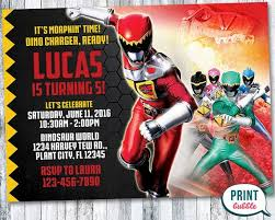 8 best party power rangers images on pinterest birthday party