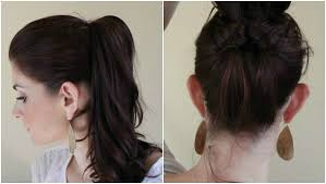what type of hairstyles are they wearing in trinidad 10 creative ways to wear a ponytail ma nouvelle mode
