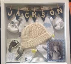 baby shadow box best 25 shadow box baby ideas on baby shadowbox
