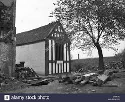 restoring old hall manor house at west bromwich 1958 property