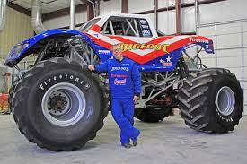 original bigfoot monster truck news u2013 ppg the official paint of team bigfoot bigfoot 4 4 inc