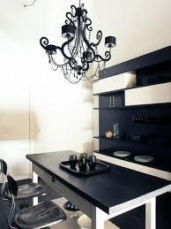 Black Chandelier Lighting by Black Chandelier For Luxury Interior Lighting Idea
