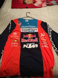 signed motocross jersey jerseys for sale moto related motocross forums message