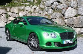 bentley diamond everyday supercar u0027 2013 bentley continental gt speed bonus