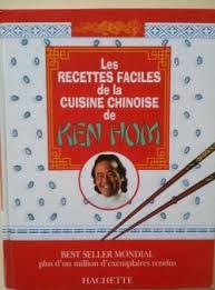 cuisine d une chinoise les recettes faciles de la cuisine chinoise de ken hom babelio