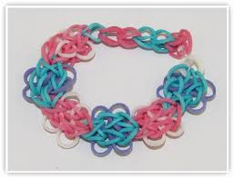 rainbow loom patterns butterfly blossom bracelet loom projects