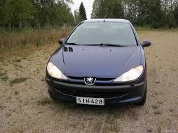 peugeot 206 xr 1 4 3d ajoaikaa 5 11 2018 hatchback 1999 used