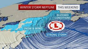 Weather Map New England by Winter Storm Neptune Blowing Snow Brutal Wind Chills In Wake Of