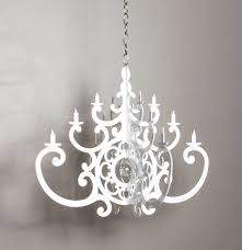 Baby Chandeliers Nursery New In Our Online Boutique Acrylic White Chandelier Mobile