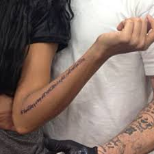 anya ayoung chee s 4 tattoos meanings style