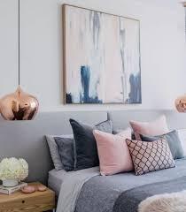 d馗oration chambre femme décoration deco chambre orange et gris 12 nantes 10281355 plan