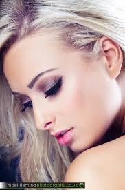 Professional Makeup Artist Lighting A U0027flashy U0027 Makeup Photo Nigel Fleming Photography