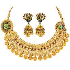 gold set bridal gold jewellery sets online buy gold earrings online