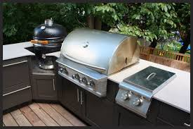 Outdoor Kitchen Cabinets What Types Of Door Styles Come With Stainless Outdoor Kitchen